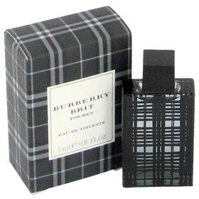Burberry Brit by Burberrys - Mini EDT .14 oz for Men