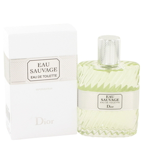 EAU SAUVAGE by Christian Dior - Eau De Toilette Spray 1.7 oz for Men