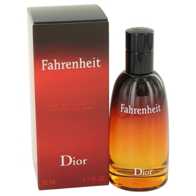 FAHRENHEIT by Christian Dior - Eau De Toilette Spray 1.7 oz for Men