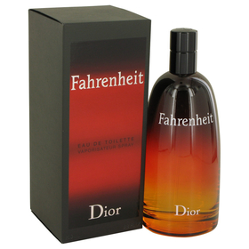 FAHRENHEIT by Christian Dior - Eau De Toilette Spray 6.8 oz for Men