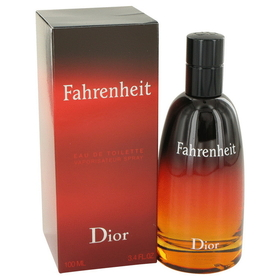FAHRENHEIT by Christian Dior - Eau De Toilette Spray 3.4 oz for Men
