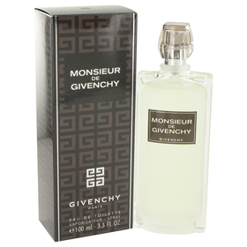Monsieur Givenchy by Givenchy - Eau De Toilette Spray 3.4 oz for Men