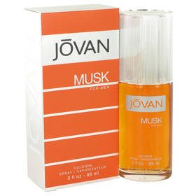 JOVAN MUSK by Jovan - Cologne Spray 3 oz for Men