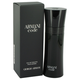 Armani Code by Giorgio Armani - Eau De Toilette Spray 2.5 oz for Men