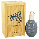 Gilles Cantuel ARSENAL BLUE by Gilles Cantuel Eau De Parfum Spray 3.4 oz