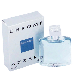 Chrome by Loris Azzaro - Mini EDT 0.24 oz for Men