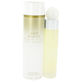 Perry Ellis 360 White by Perry Ellis - Eau De Parfum Spray 3.4 oz for Women