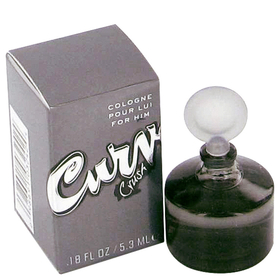 Curve Crush by Liz Claiborne - Mini Cologne .18 oz for Men