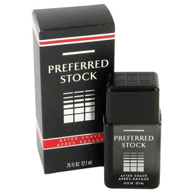 PREFERRED STOCK by Coty - After Shave 0.5 oz for Men