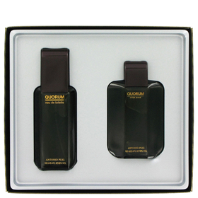 Gift Set -- 3.3 oz Eau De Toilette Spray + 3.3 oz After Shave for Men