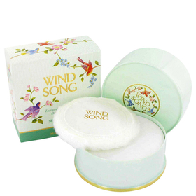 WIND SONG by Prince Matchabelli - Dusting Powder 4 oz for Women