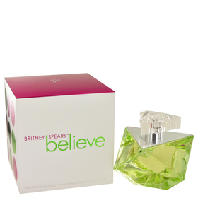 Believe by Britney Spears - Eau De Parfum Spray 3.4 oz for Women