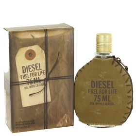 Fuel For Life by Diesel - Eau De Toilette Spray 2.5 oz for Men