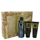 Liz Claiborne Bora -- Gift Set - 3.4 oz Cologne Spray + 3.4 oz Body Moisturizer + 3.4 oz Hair & Body Wash For Men