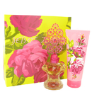 Betsey Johnson 450193 Gift Set -- 3.4 oz Eau De Parfum Spray + 6.7 oz Body Lotion, For Women