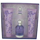 Jesus Del Pozo 456876 Gift Set -- 3.4 oz Eau De Toilette Spray + 5 oz Body Lotion + 5 oz Shower Gel + .15 oz Mini EDT, For Women