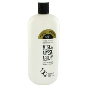 Alyssa Ashley Musk by Houbigant - Body Lotion 25.5 oz for Women