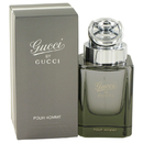 Gucci 457835 Eau De Toilette Spray 1.7 oz, For Men
