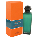Hermes Eau D'orange Verte 3.4 oz Eau De Toilette Spray Concentre (Unisex) For Women