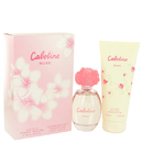 Parfums Gres Cabotine Rose Gift Set -- 3.4 oz Eau De Toilette Spray + 6.7 oz Body Lotion For Women