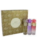 Perry Ellis 535361 Gift Set -- 1 oz Perry Ellis 360 EDT Spray + 1 oz Perry Ellis 360 Coral EDP Spray + 1 oz Perry Ellis 360 Purple EDP Spray For Women