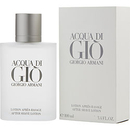 Acqua Di Gio By Giorgio Armani-Aftershave 3.4 Oz For Men