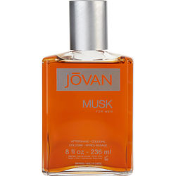 Jovan Musk By Jovan - Aftershave Cologne 8 Oz For Men
