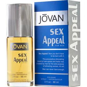 Jovan Sex Appeal By Jovan - Cologne Spray 3 Oz For Men