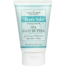 For Feet'S Sake By Aromafloria - Intense Repair Spa Foot Butter 4 Oz Blend Of Tea Tree And Mint For Unisex