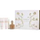 Fancy By Jessica Simpson-Eau De Parfum Spray 3.4 Oz & Body Lotion 3 Oz & Shower Gel 3 Oz & Eau De Parfum Spray 0.34 Oz Mini For Women