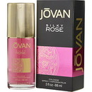 Jovan Silky Rose By Jovan - Cologne Spray 3 Oz For Unisex
