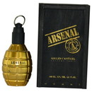 Arsenal Gold By Gilles Cantuel - Eau De Parfum Spray 3.4 Oz For Men