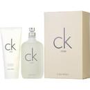 Ck One By Calvin Klein - Edt Spray 6.7 Oz & Body Lotion 6.7 Oz For Unisex