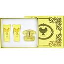 Versace Yellow Diamond By Gianni Versace - Edt Spray 1.7 Oz & Body Lotion 1.7 Oz & Shower Gel 1.7 Oz For Women