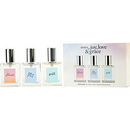 Philosophy Variety By Philosophy - 3 Piece Variety With Live Joyously Eau De Parfum & Living Grace Edt & Falling In Love Edt And All Are Spray .5 Oz Minis For Women