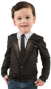 Faux Real F123515 Toddler 60's Suit Costume