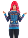 Faux Real F131401 Chai Maintenance Ugly Hannukkah Costume
