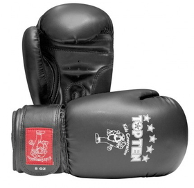 TOP TEN Kids Boxing Gloves, color: black