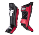 Fighter Thai Shinguards - Fighter, Black/Red, 1573FFR