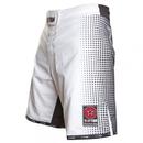 Top Ten MMA Shorts Gradient - 1870-9, Black/White