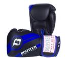 Booster Boxing Gloves, Black/Blue - BTBG-1B