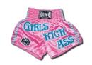 KING Thai Trunks (Girls Kick Ass)