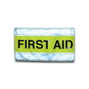 First Aid Armband - Yellow/White