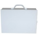 Metal First Aid Cabinet 75 Person