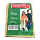 Emergency Poncho Adult