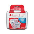 J & J First Aid Kit 12 Pc