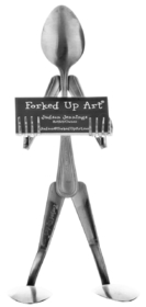 Forked Up Art S22 Forktacles - Spoon