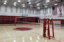 Gared 6100 RALLYLINE Scholastic Aluminum Telescopic Competition Volleyball System
