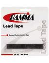 Gamma Lead Tape - 1/2
