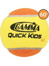 Gamma Quick Kids 60 Tennis Balls (60' Court)